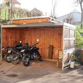 Mopedgarage